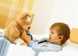 Причины одновременной боли головы и живота у детей