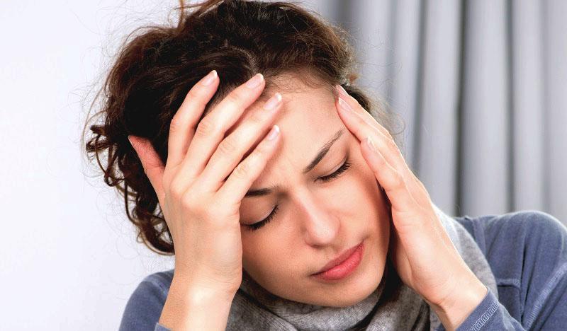 Длительная головная боль