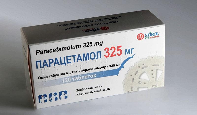 Парацетамол при кормлении грудью