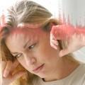 Шум в голове и в ушах (тиннитус)
