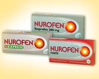 Нурофен от головной боли в висках