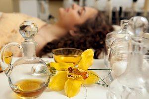 Ароматерапия при беременности от головной боли