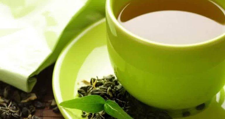 Белый или зеленый чай для похудения