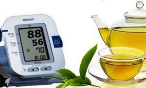 Как влияет зеленый чай на давление