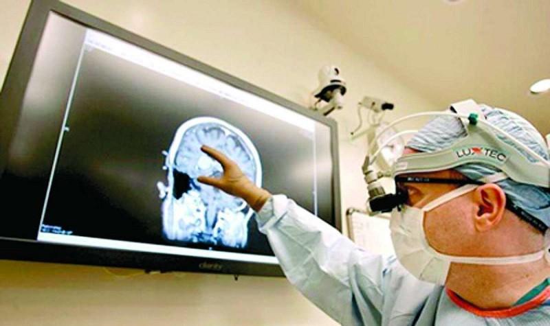 Симптомы опухоли головного мозга у детей
