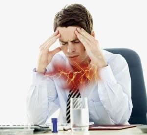 Лечение мигрени с аурой