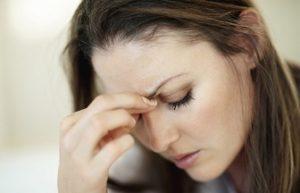 Симптомы мигрени без ауры
