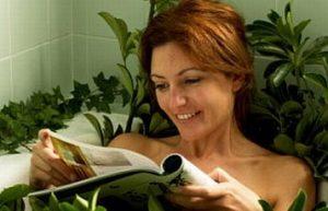 Примочки, компрессы и лечебные ванны от мигрени