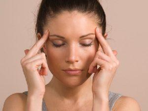 Симптомы шейной мигрени