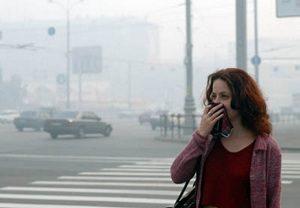 Загрязненность воздуха и плохая экология могут быть причиной базилярной мигрени