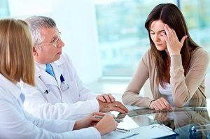 Сбор анамнеза при подозрении на диагноз мигрень