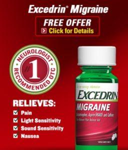 Экседрин от мигрени