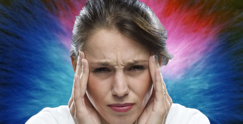 Гемиплегическая мигрень
