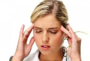 Ноющая головная боль в висках