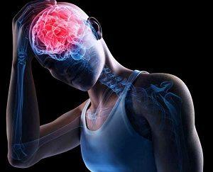 Симптомы лёгкого сотрясения мозга