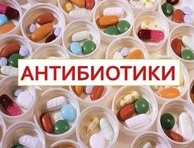 Прием антибиотиков помогает избавиться от гайморита