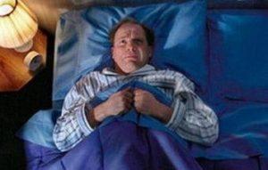 Последствия токсической энцефалопатии - нарушение сна