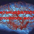 Ангиоэнцефалопатия головного мозга