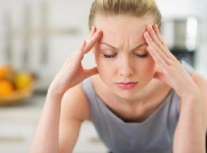 Признаки ангиоэнцефалопатии - головная боль