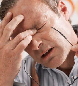 Вегето-сосудистая дистония у мужчин: симптомы