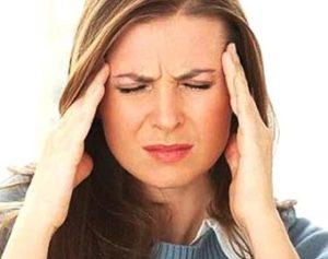 Головная боль может быть симптомом гидроцефалии