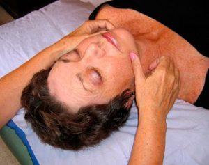 Массаж лица после инсульта