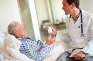 Лечение микроинсульта у мужчин