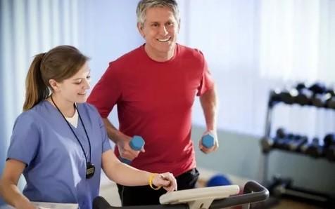 Упражнения после инсульта. Реабилитация