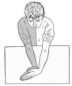 ЛФК для рук после инсульта
