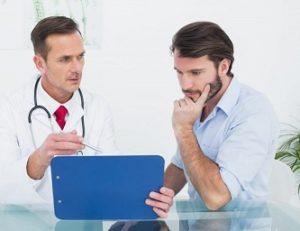 Рассеянный склероз у мужчин
