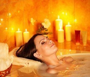 Ароматическая лечебная ванна