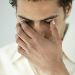 болезненные ощущения в области глазниц