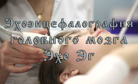 Эхоэнцефалография (Эхо Эг) головного мозга: что это такое